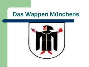 Das Wappen Münchens
