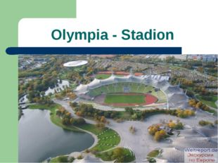 Olympia - Stadion