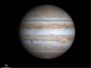 Пять … Юпитер Состоит самая большая планета Солнечной системы из жидкости и г