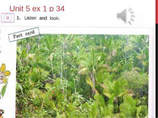 Unit 5 ex 1 p 34
