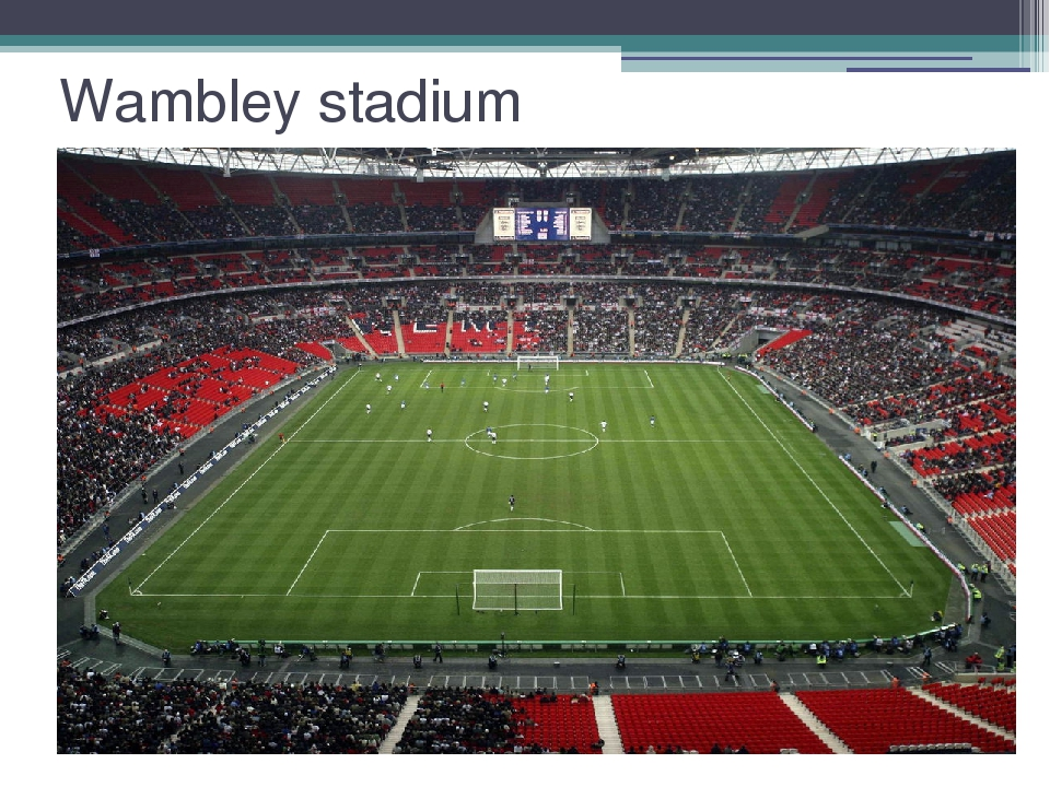Wambley stadium