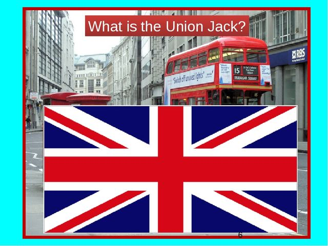 What is the Union Jack?