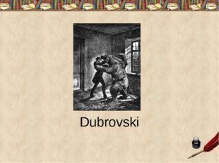 Dubrovski