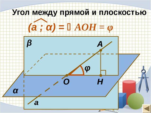 Прямая, проведенная в плоскости через основание наклонной перпендикулярно к е...