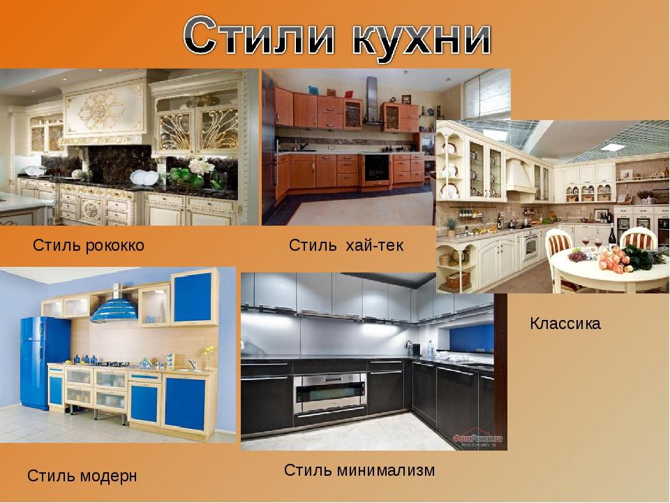 Интерьер в кухне презентация - Презентация на тему Интерьер кухни - Скачать