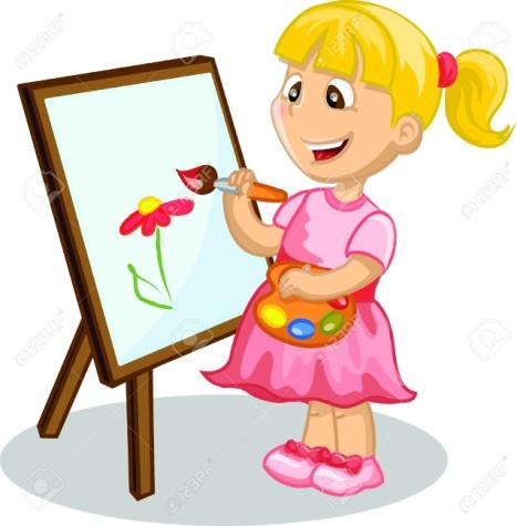 С рисовать рисунок девочку