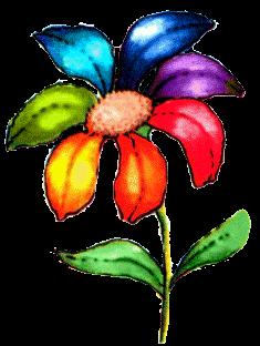 Анимация цветик-семицветик картинка для детей, поздравлениями турецком