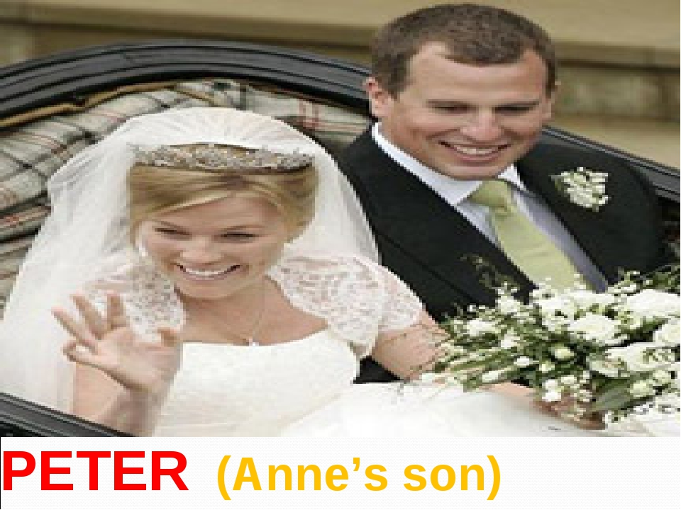PETER (Anne's son)