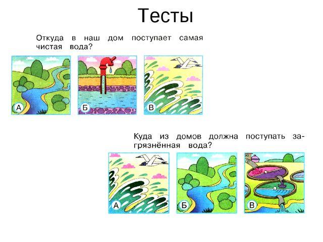 Конспект урока 1 класс куда текут реки фгос школа россии