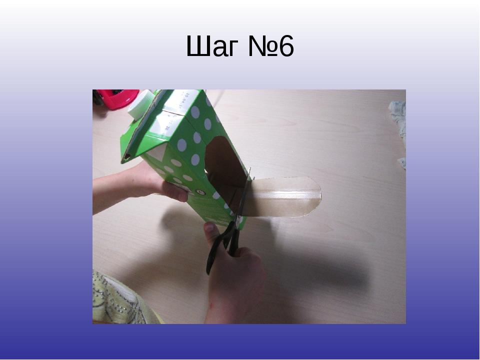 Шаг №6