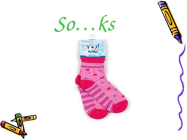 So…ks