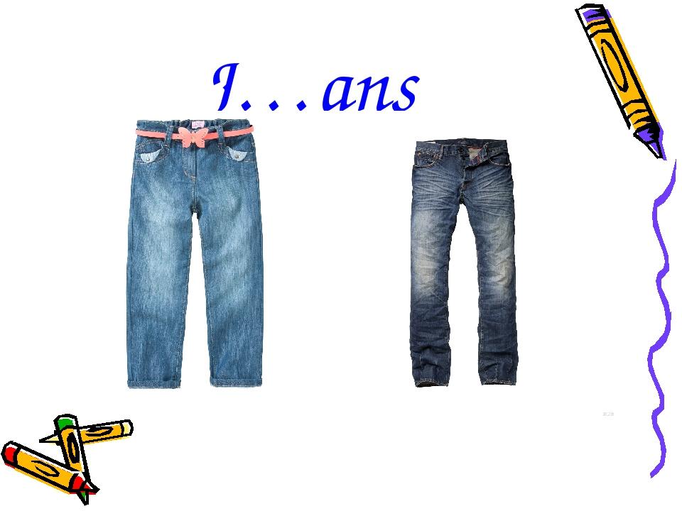 J…ans