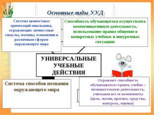 Система ценностных ориентаций школьника, отражающих личностные смыслы, мотивы