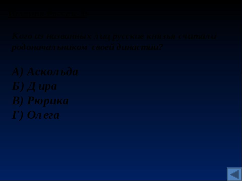 Знаменательные события 40 Назовите значимое событие: 1240 год