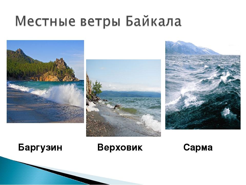 Баргузин Верховик Сарма