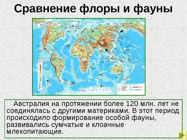 2.Особенности флоры и фауны островов (Мадагаскар, Галапагосские острова) След...