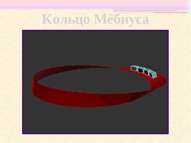 Кольцо Мёбиуса