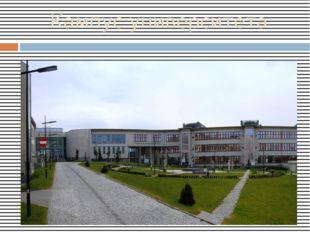 Кампус университета