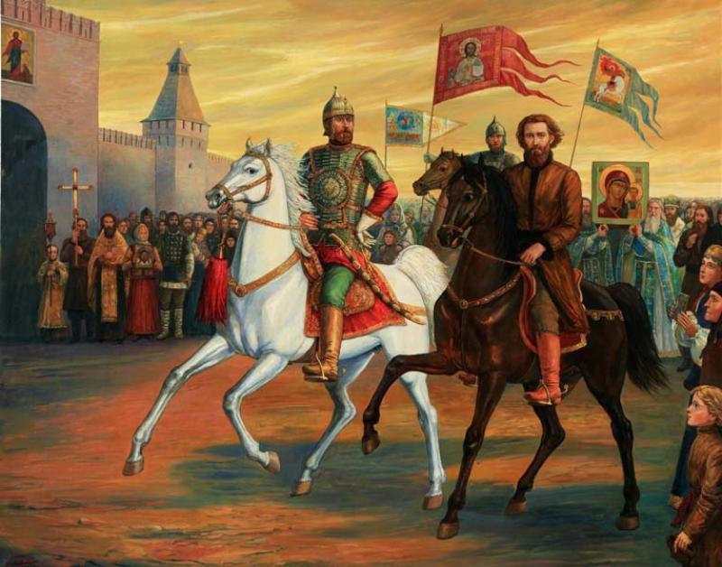 Исторические моменты россии картинки
