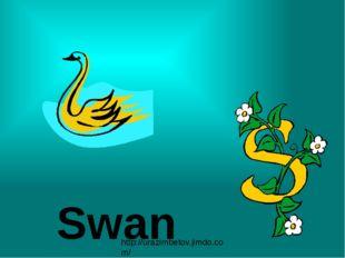 Swan http://urazimbetov.jimdo.com/