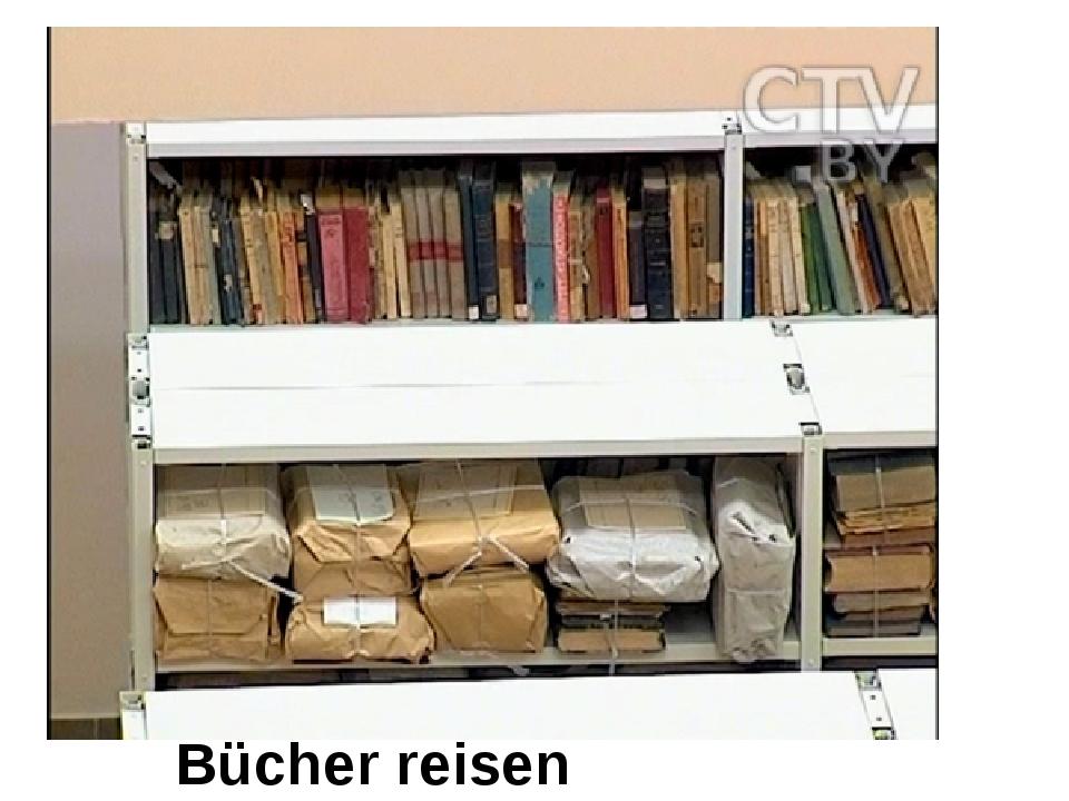 Bücher reisen