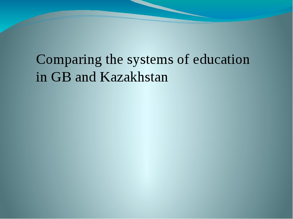 education in kazakhstan Following independence from the soviet union, a major economic depression cut public financing for education in kazakhstan, which dropped from 6% of gross domestic product in 1991 to about 3% in 1994, before rising to 4% in 1999.