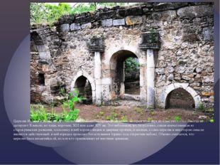 Церковь Иоанна Крестителя, ул. Осипенко, 2. Подобно древним мечетям, история