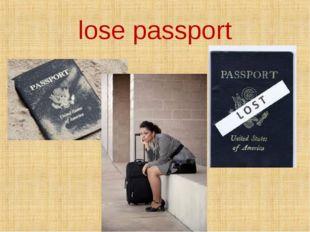 lose passport