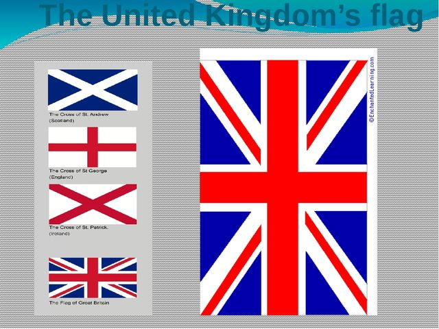 The United Kingdom's flag