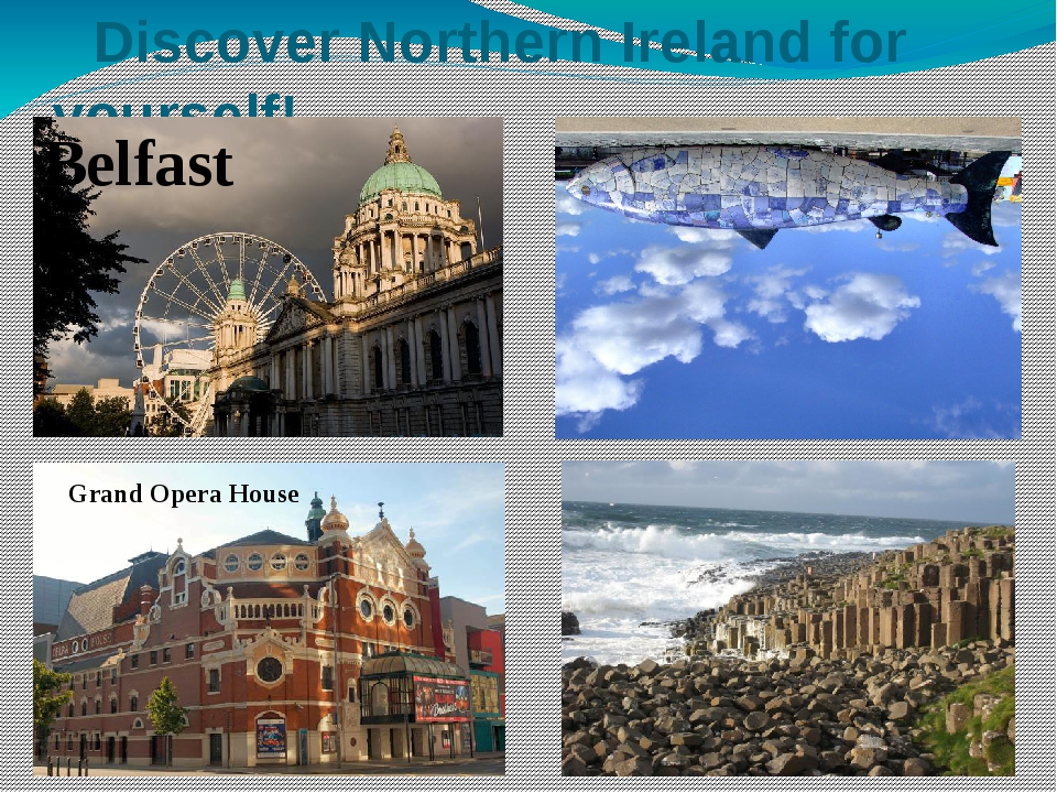 Discover Northern Ireland for yourself! Belfast Grand Opera House