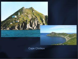 Cape Chirikov