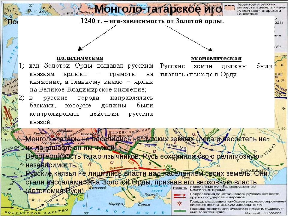 Монголо-татарское иго Последний бой Меркурия Смоленского Монголо-татары не по...
