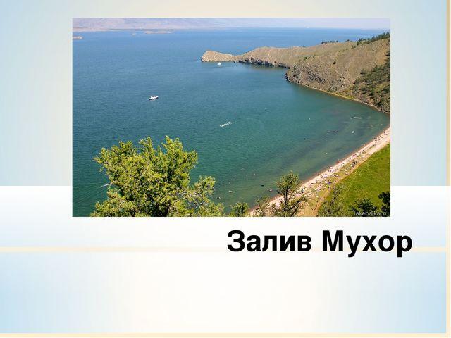 Залив Мухор