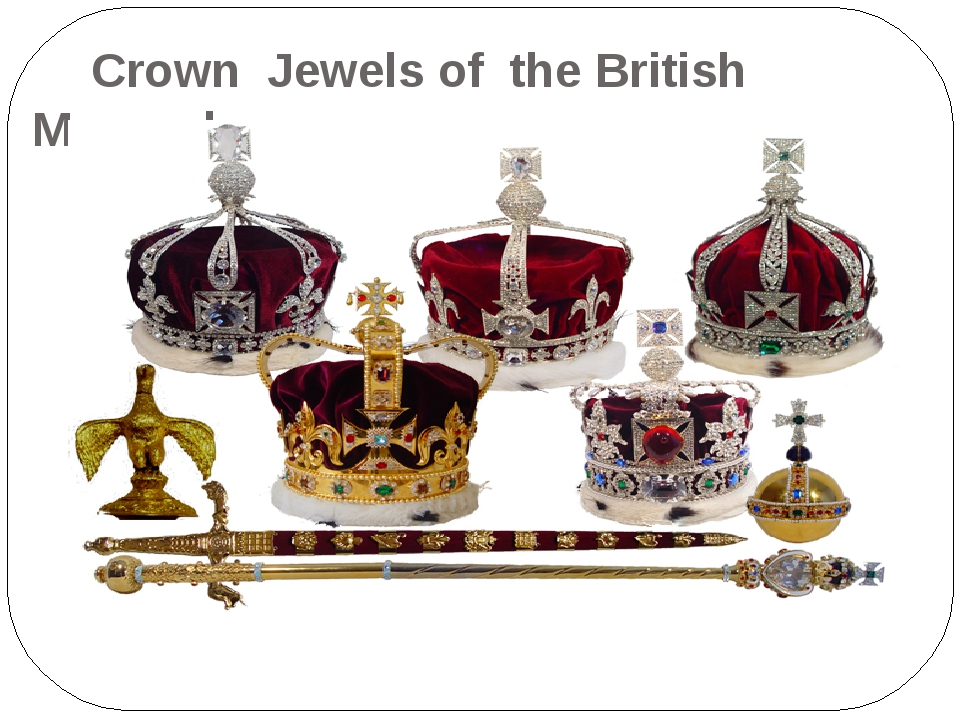 Crown Jewels of the British Monarchy