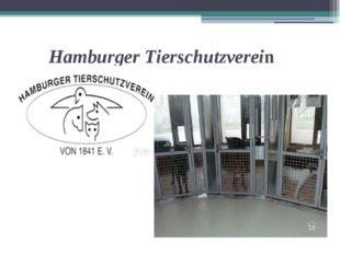 Hamburger Tierschutzverein