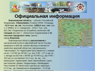 История края Летом2008года ученики гимназии № 1 г.Воронежа, и среди нихЗи