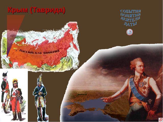 Крым (Таврида)