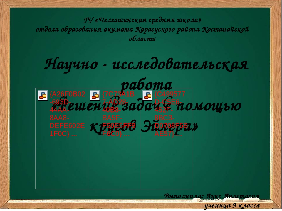 ГУ «Челгашинская средняя школа» отдела образования акимата Карасуского района...