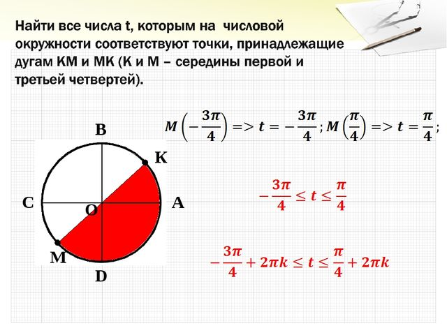 O A B C D К М