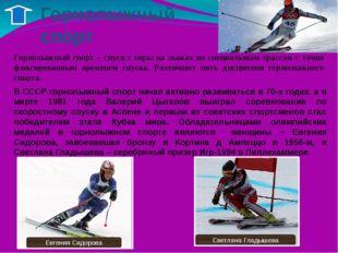 Прыжки на лыжах с трамплина В программу Олимпийских игр входят три вида сорев