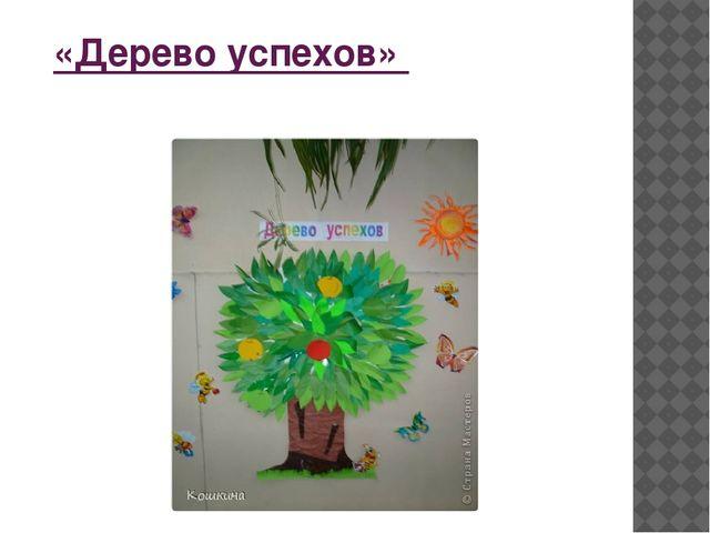 «Дерево успехов»