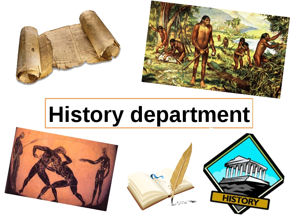 History department