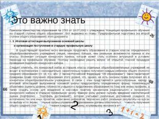 """Приказом Министерства образования № 2783 от 18.07.2002 г. утверждена """"Концепц"""
