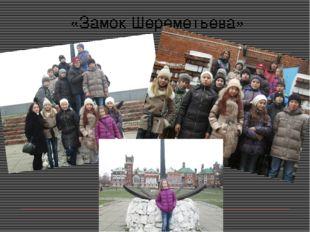 «Замок Шереметьева»