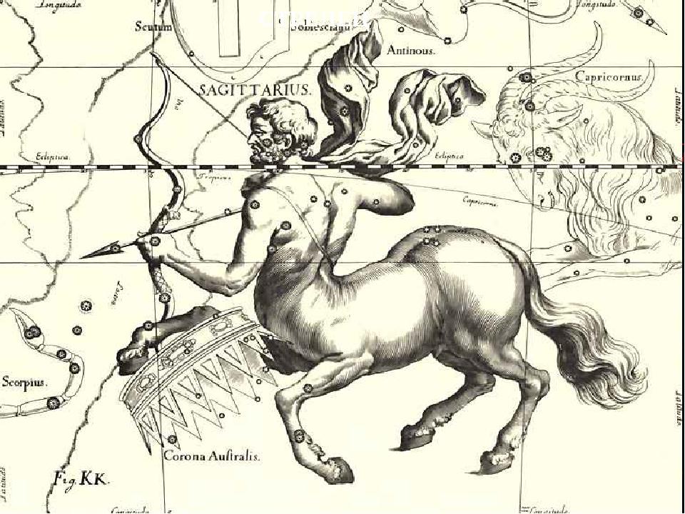 Названия очень многих созвездий пришло к нам из Древней Греции, связанные с п...