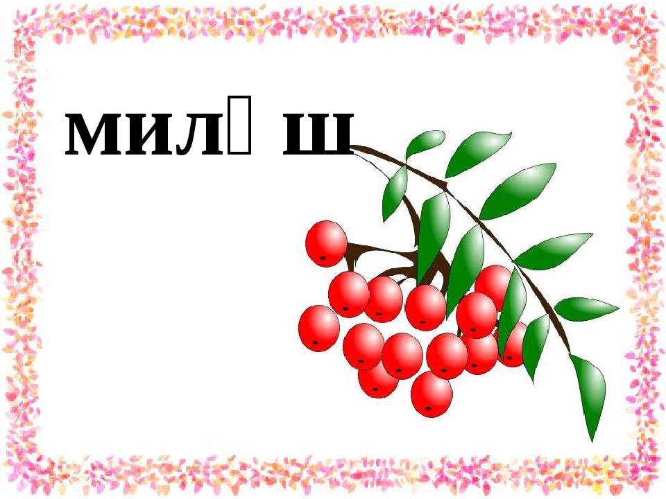 миләш