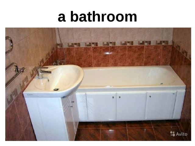 a bathroom