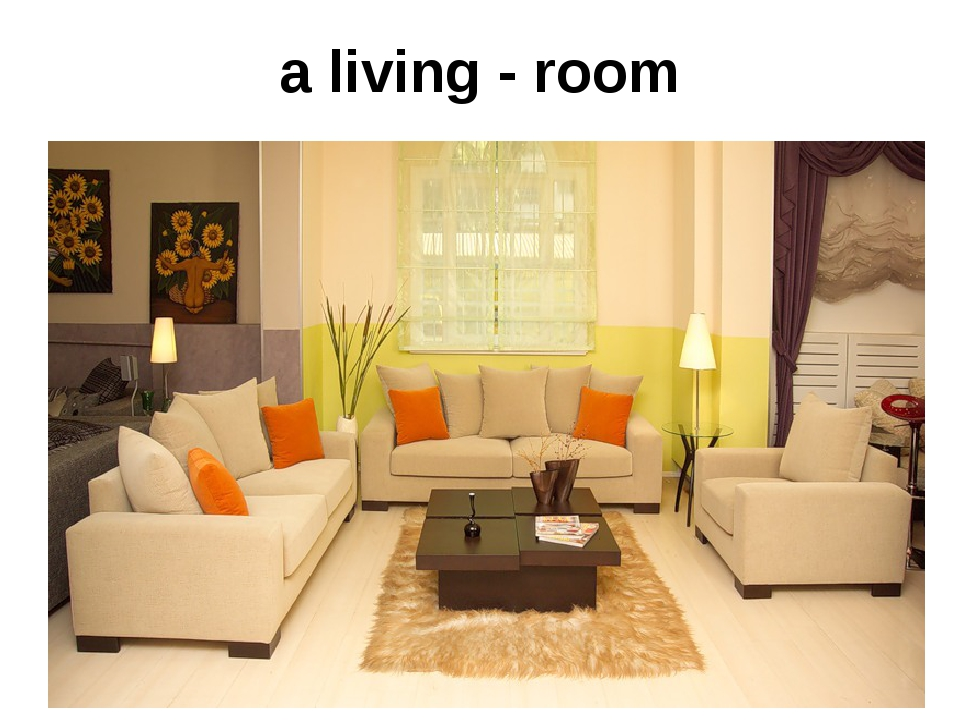 a living - room