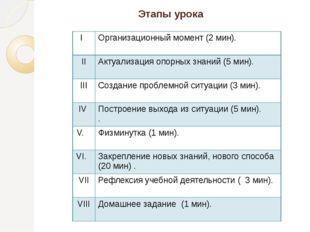 Сценарийурока Структурный компонент урока Время (мин.) Действия учителя Дейст
