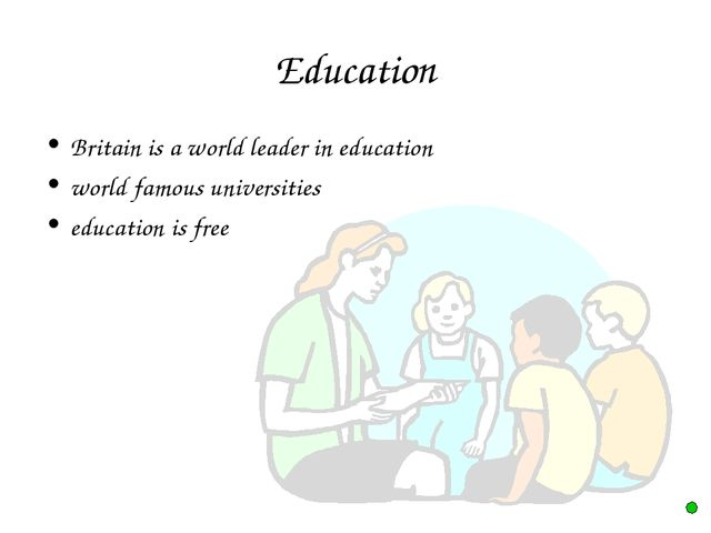 Education Britain is a world leader in education world famous universities ed...